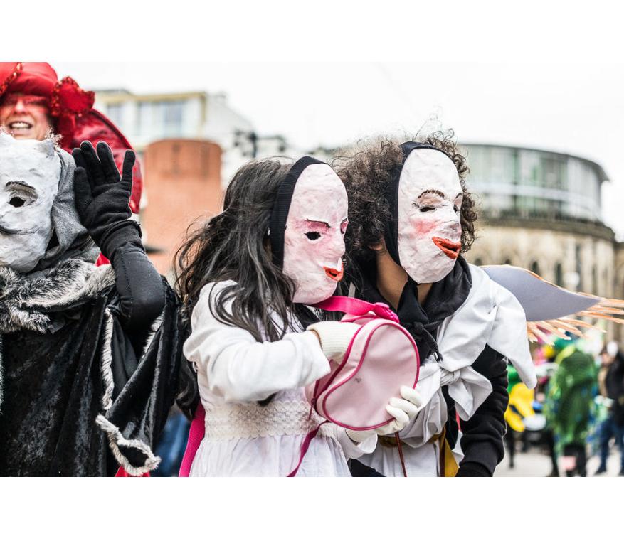 Karnevalmasken